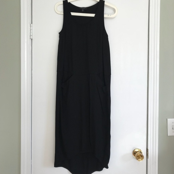 d5dd8ad863581 COS Dresses | Black Cocktail Dress With Pockets | Poshmark